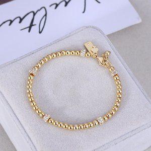 Kate Spade Golden Ball Bracelet